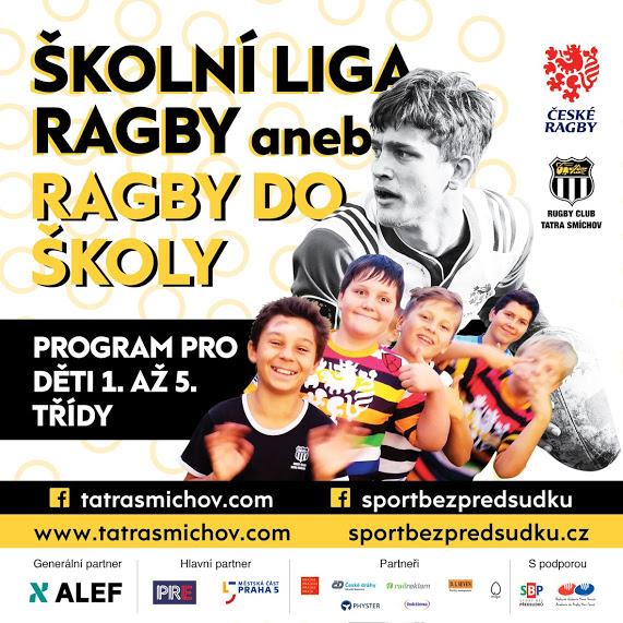 Školní liga ragby aneb Ragby do školy
