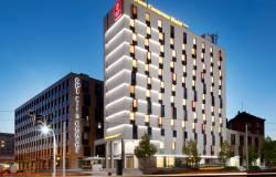 Nově bydlíme v Clarion Congress Hotelu Olomouc