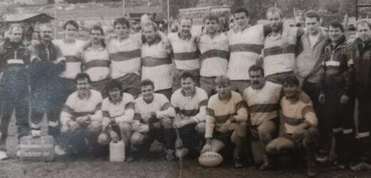 I trenéři, dříve hrávali ragby…