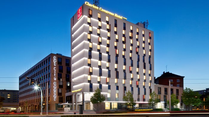 Hotel Clarion opět přivítá účastníky letního kempu!
